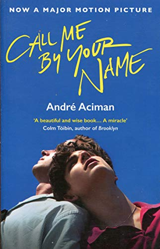 Call me by your name: Andre Aciman