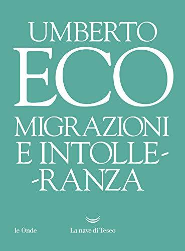 Migrazioni e intolleranza