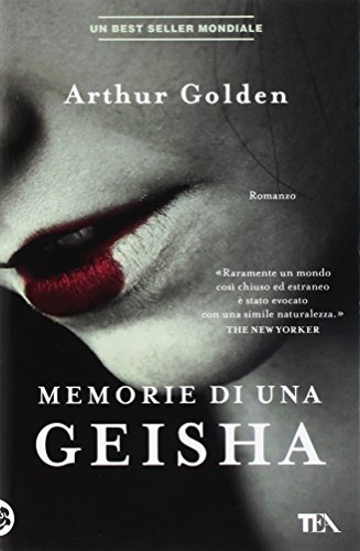 Memorie di una geisha, Cover assortiti