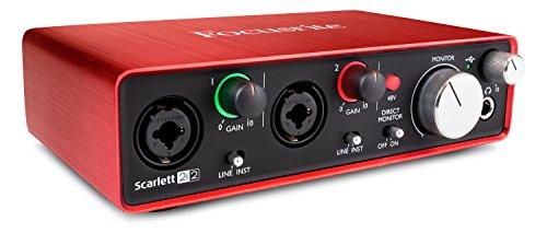Focusrite, Scarlett 2I2 2Nd Generation, Interfaccia Audio Usb