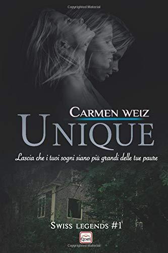 Unique (Swiss Legends #1): Un thriller avventura (romanzi gialli rosa) - versione kindle ebook