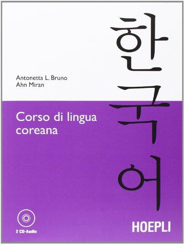 Corso di lingua coreana. Con 2 CD Audio