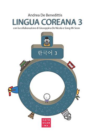 Lingua coreana: 3