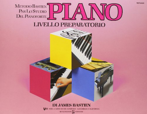 Piano. Livello preparatorio