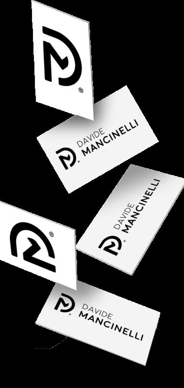 biglietti da visita brand identity