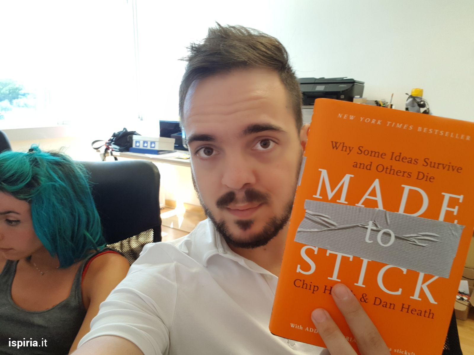 Made To Stick Libro Marketing