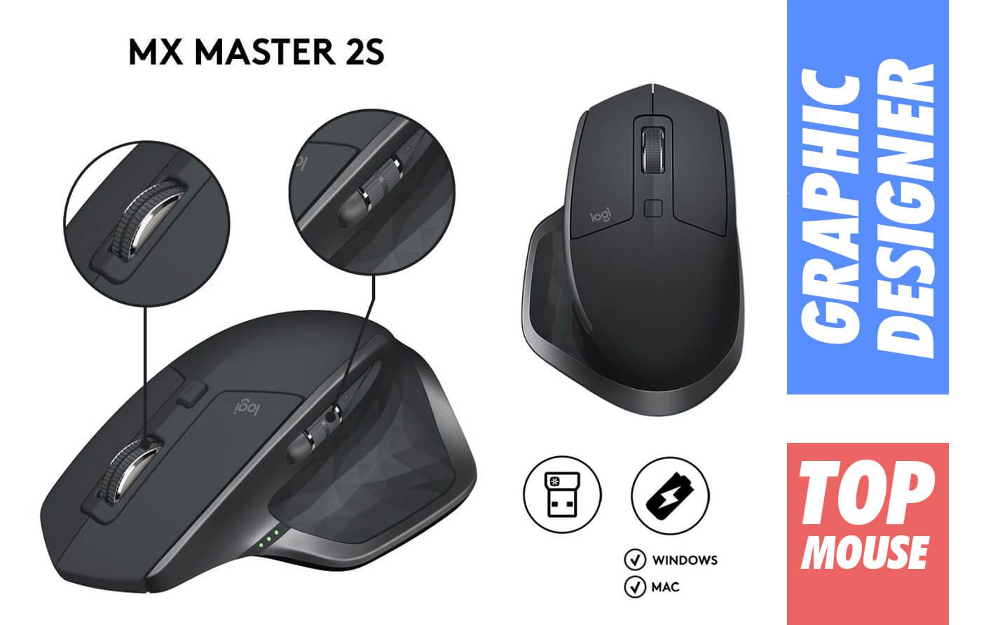 Miglior Mouse Per Graphic Designer