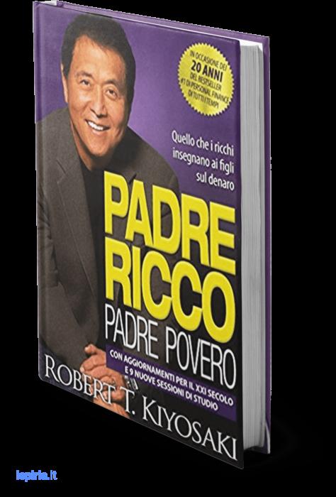 padre ricco padre povero libro ricchezza