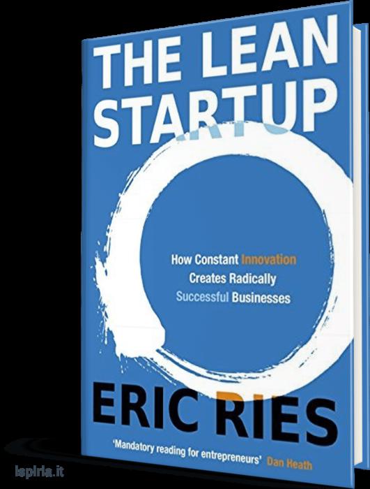 libro per imprenditori the lean startup impresa
