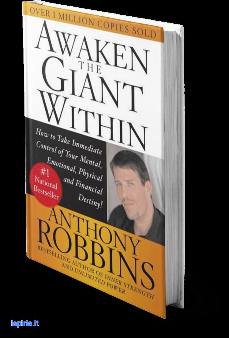 migliore libro anthony tony robbins