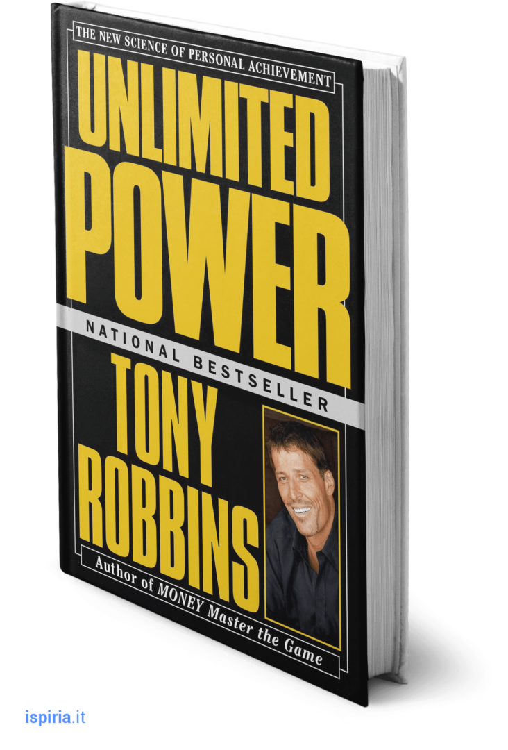 migliori libri anthony robbins tony unlimited power