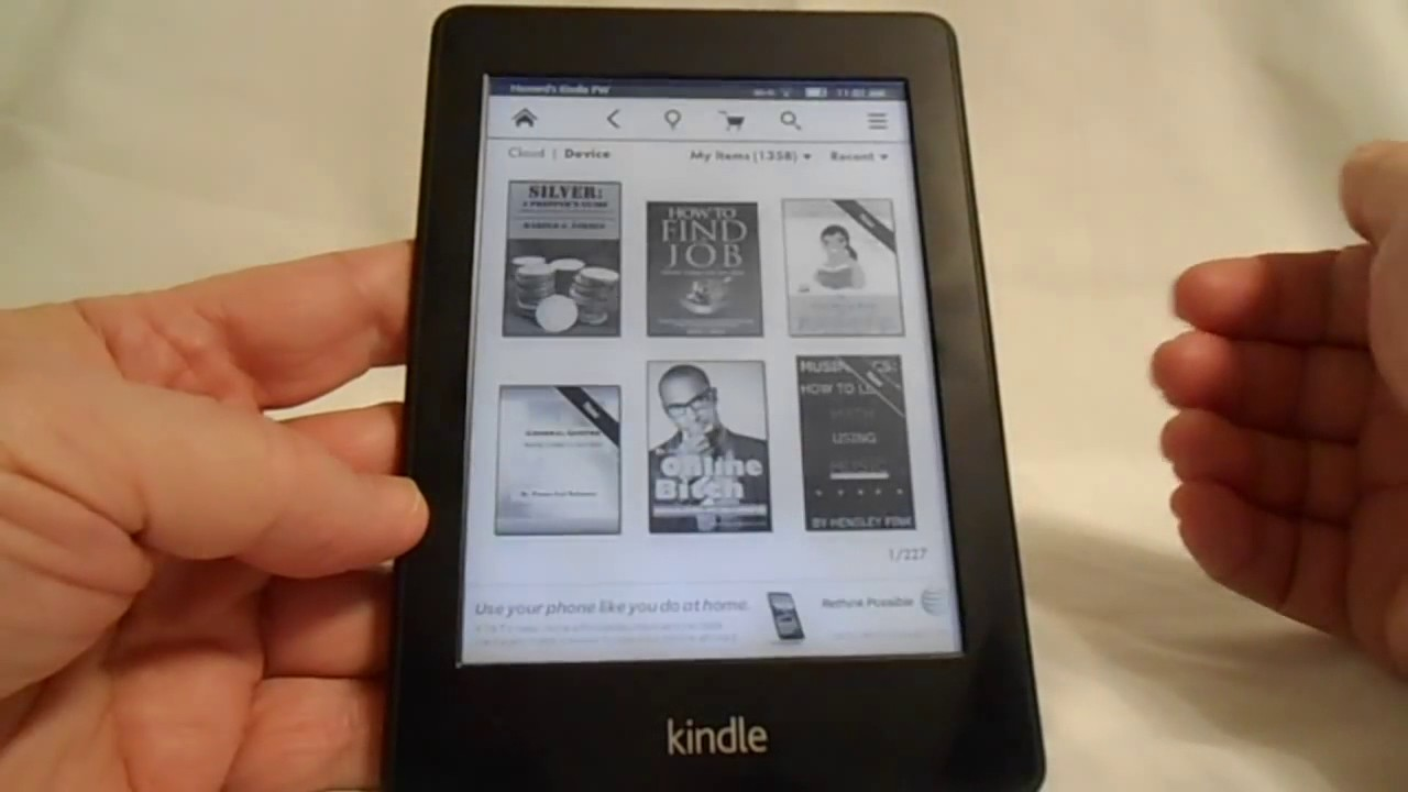 kindle paperwhite pareri comprare