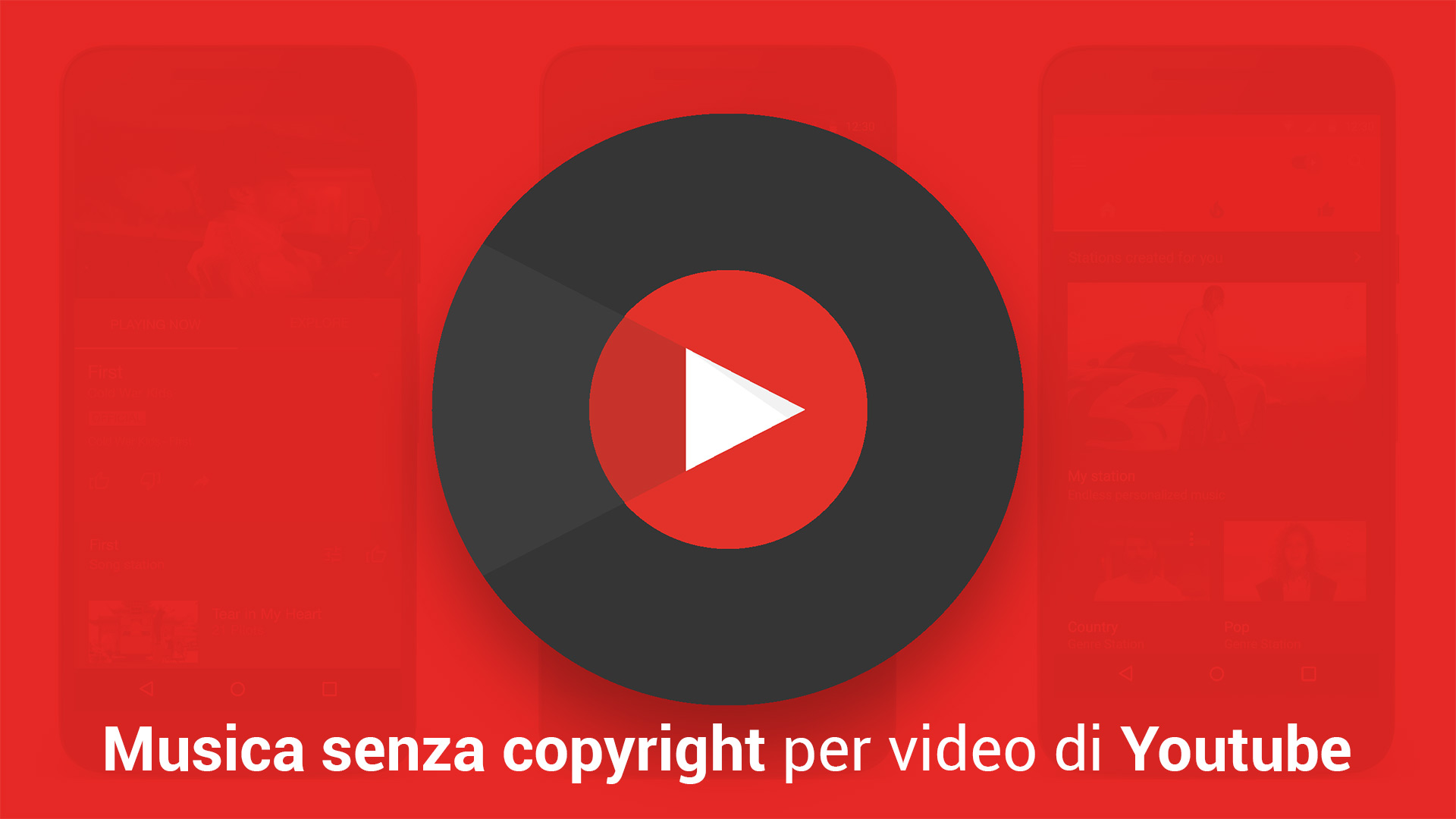 Musica Senza Copyright Per Fare Video Sottofondo