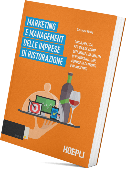 libro marketing management ristorazione