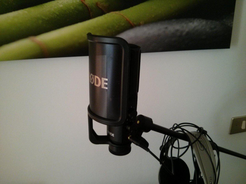 miglior microfono per youtube