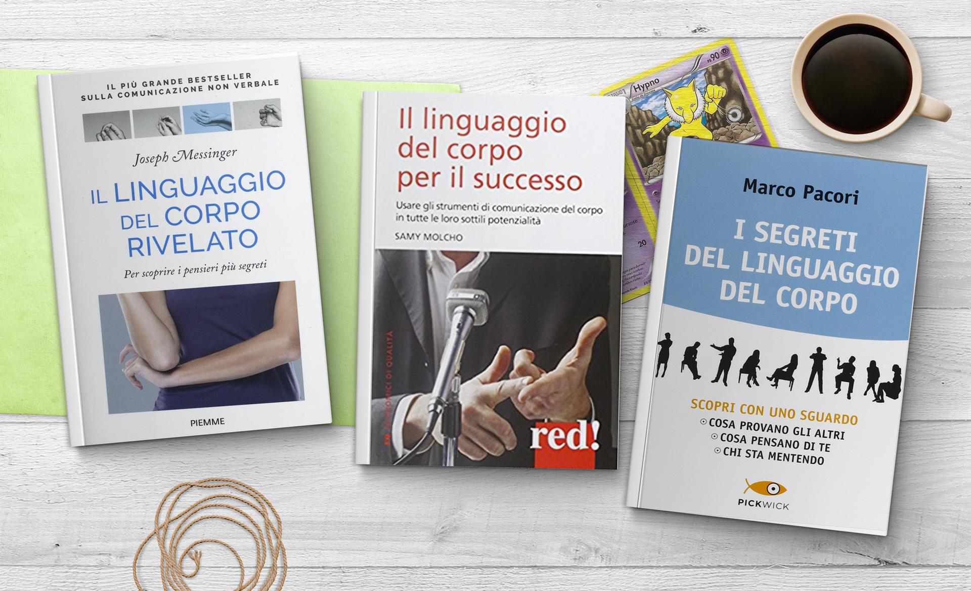 I Migliori Libri Per Interpretare Il Linguaggio Del Corpo| Capire Il Linguaggio Del Corpo