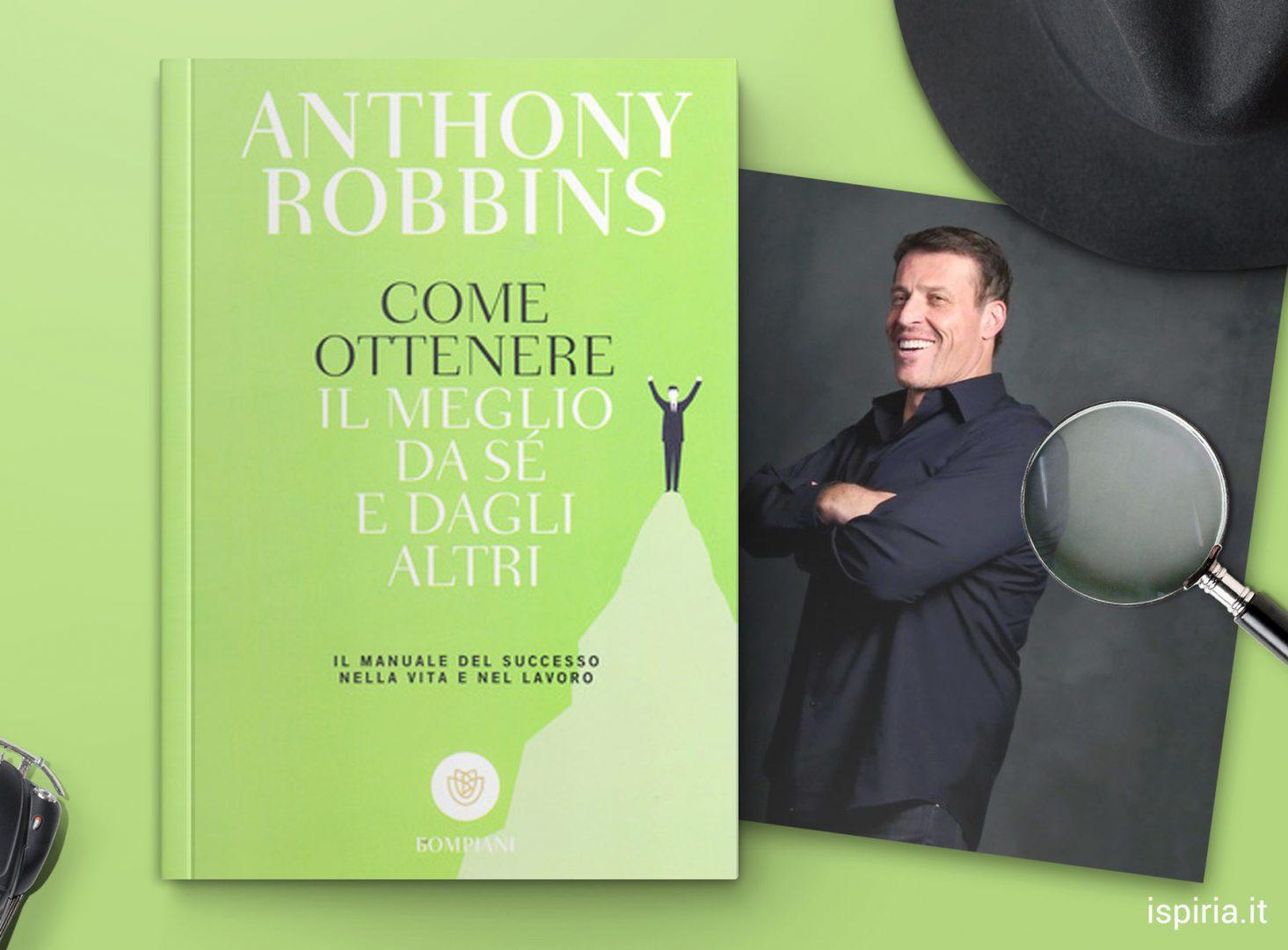 migliore libro programmazione neuro linguistica pnl tony robbins anthony