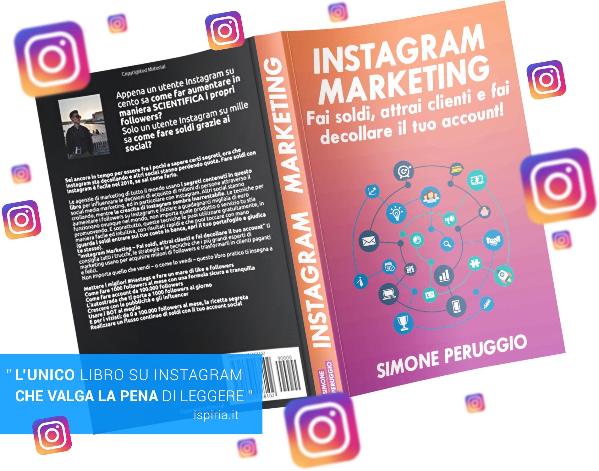 migliore libro su instagram italiano marketing
