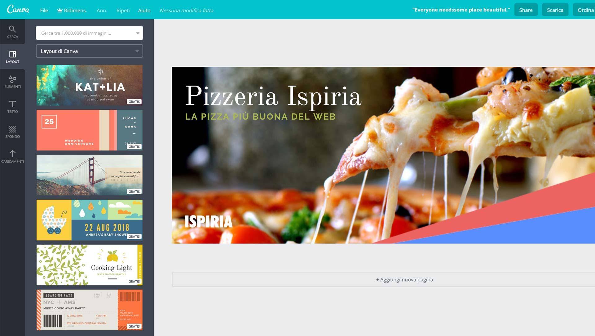 Creare Grafica Immagini GRATIS Per Social Media | Effetti / Filtri / Testi