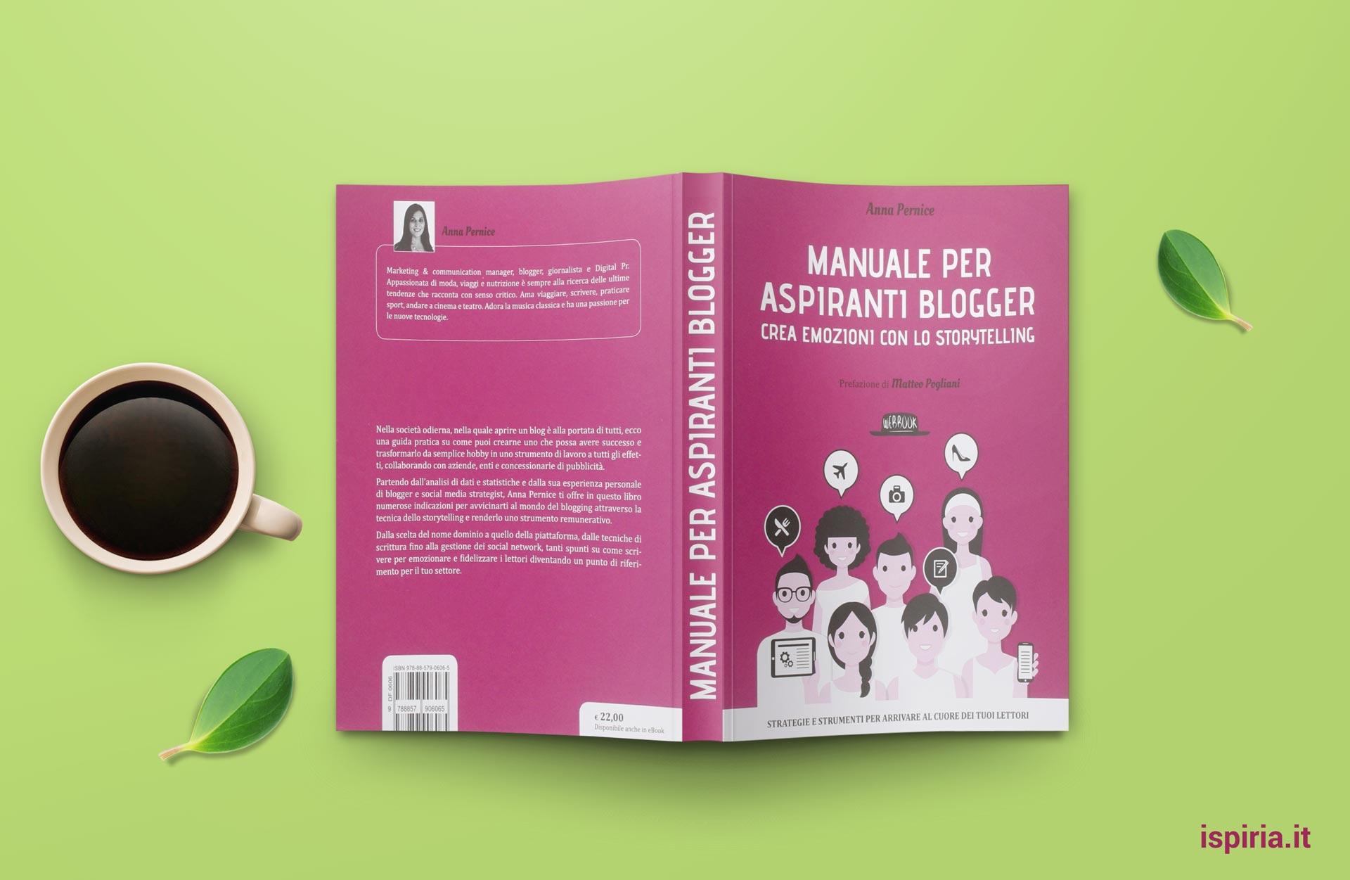 libro per creare un blog manuale blogger