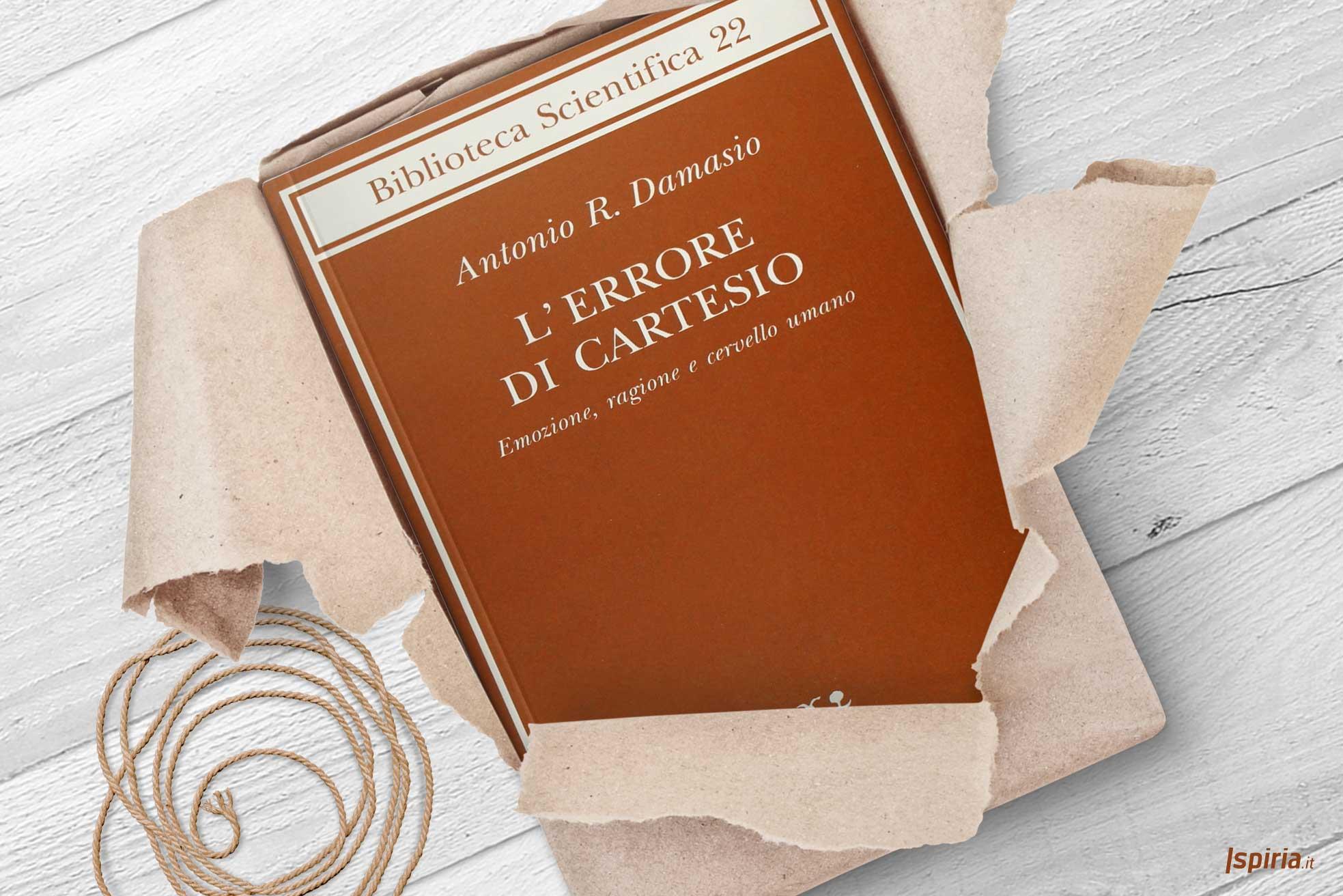 l'errore-di-cartesio-libro-psicologia-comportamentale