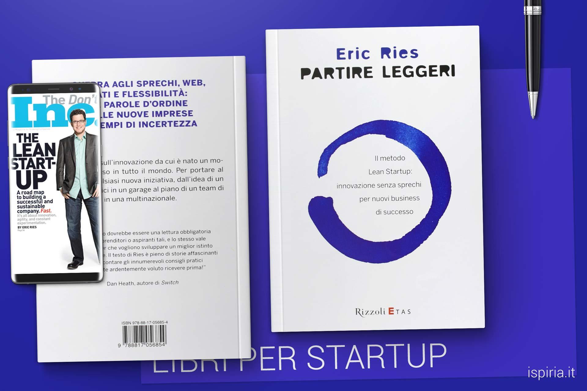 libri-per-startup-lean-partire-leggeri-eric-ries-imprenditoria