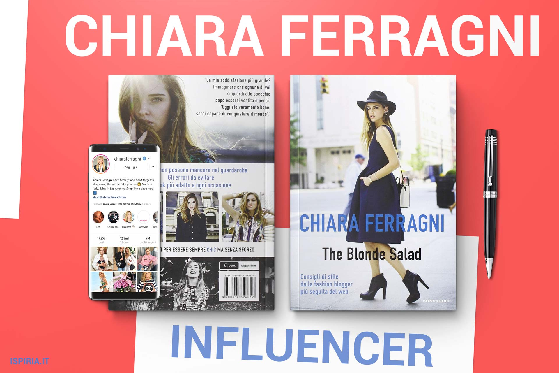 Libro Chiara Ferragni Influencer Marketing Migliori