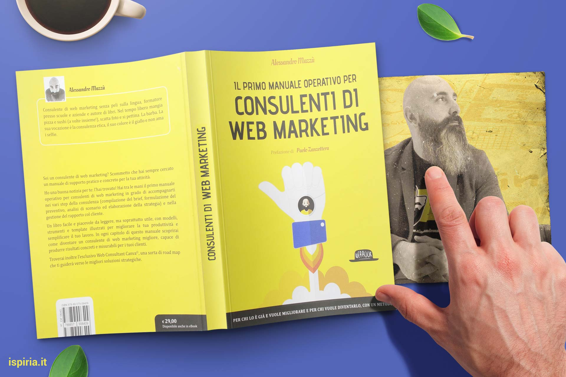 libro consulenti di web marketing alessandro mazzù