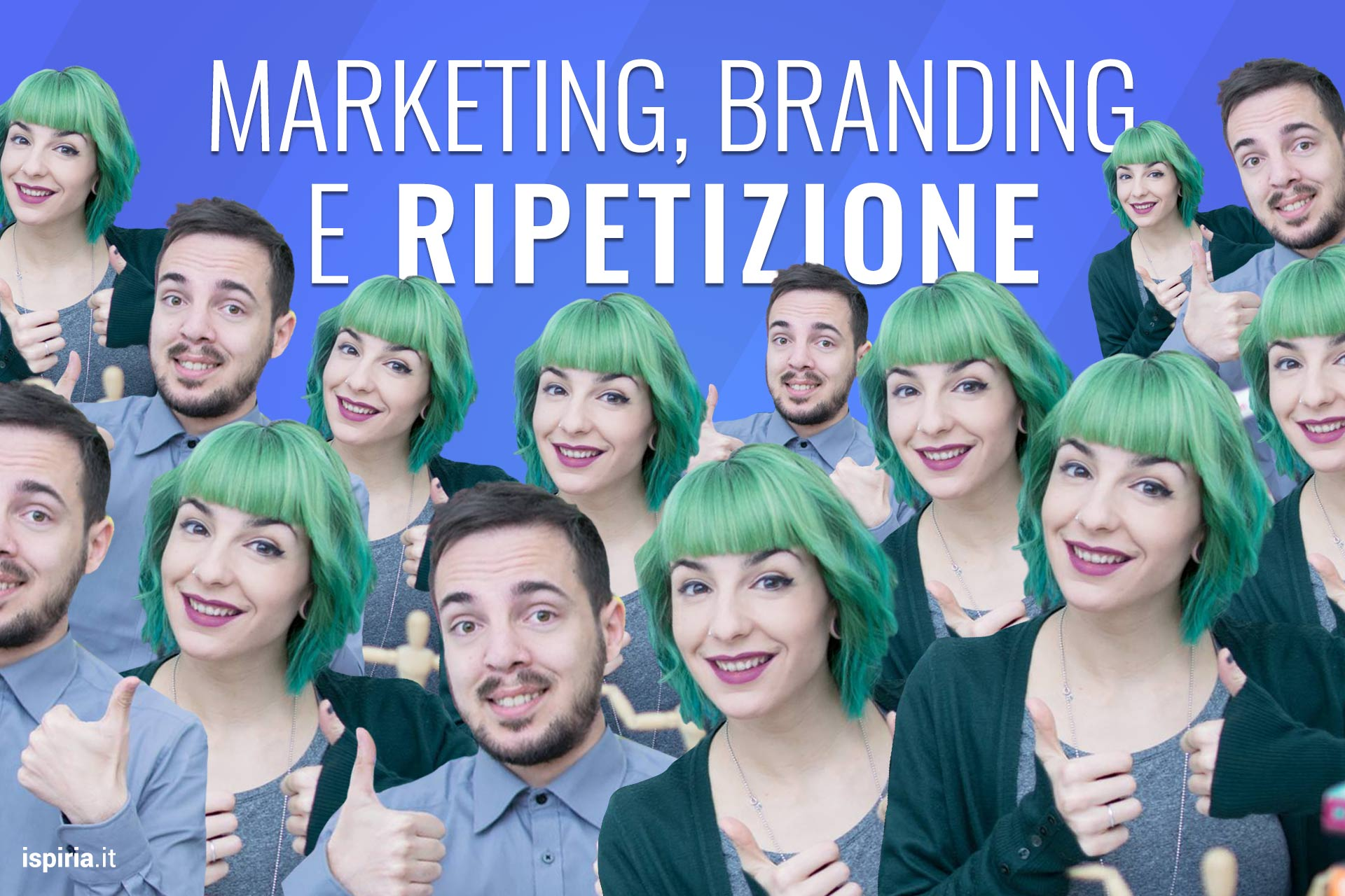 Marketing, Branding E Ripetizione