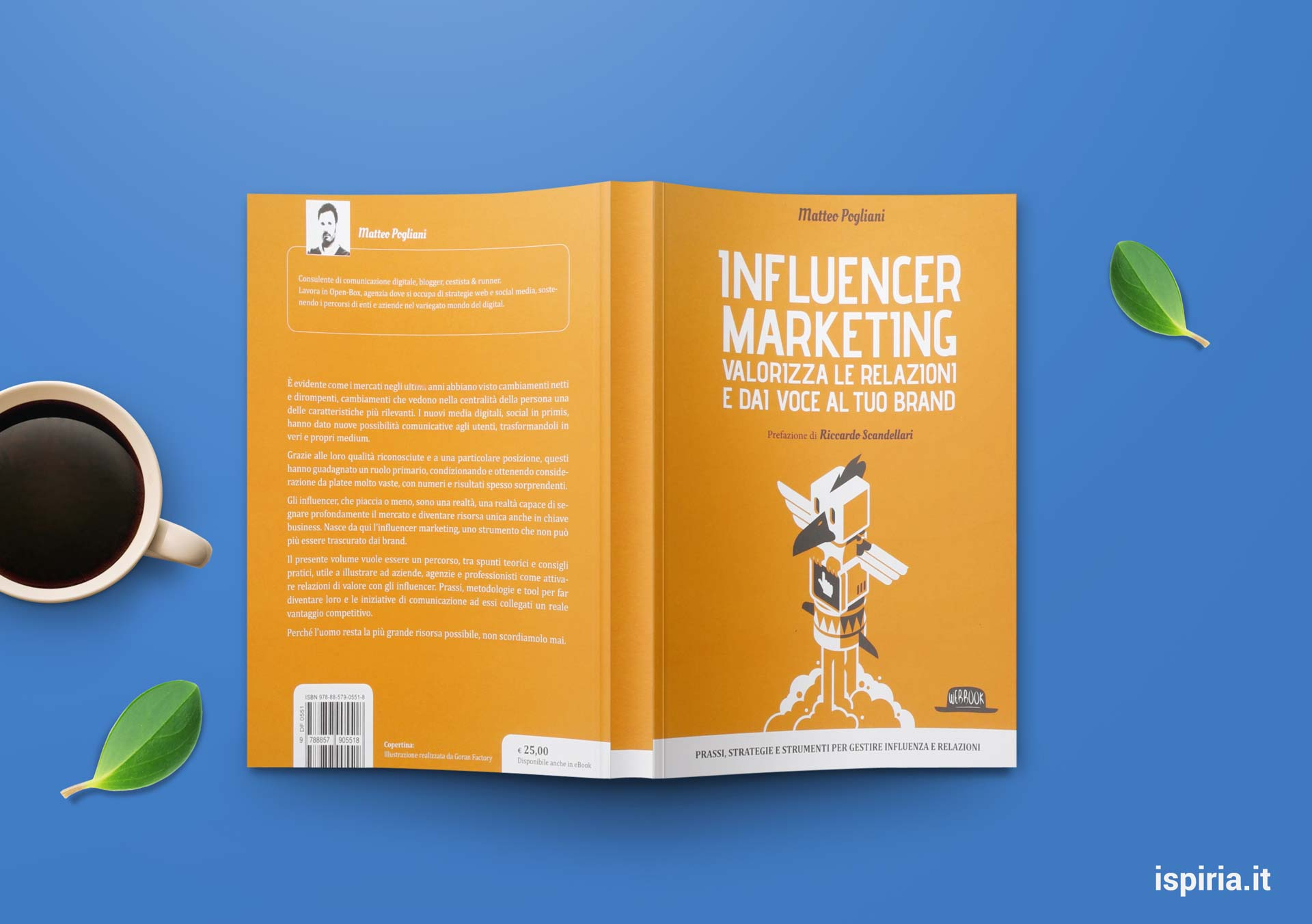 libro diventare influencer marketing libri da leggere