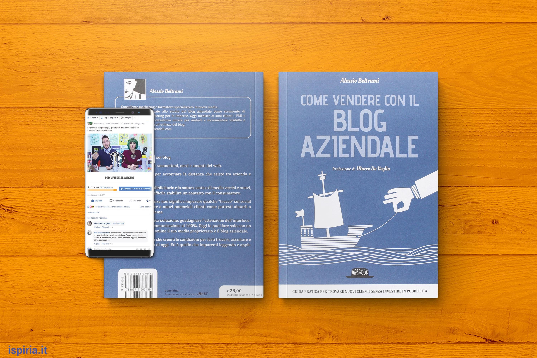 creare un blog libro