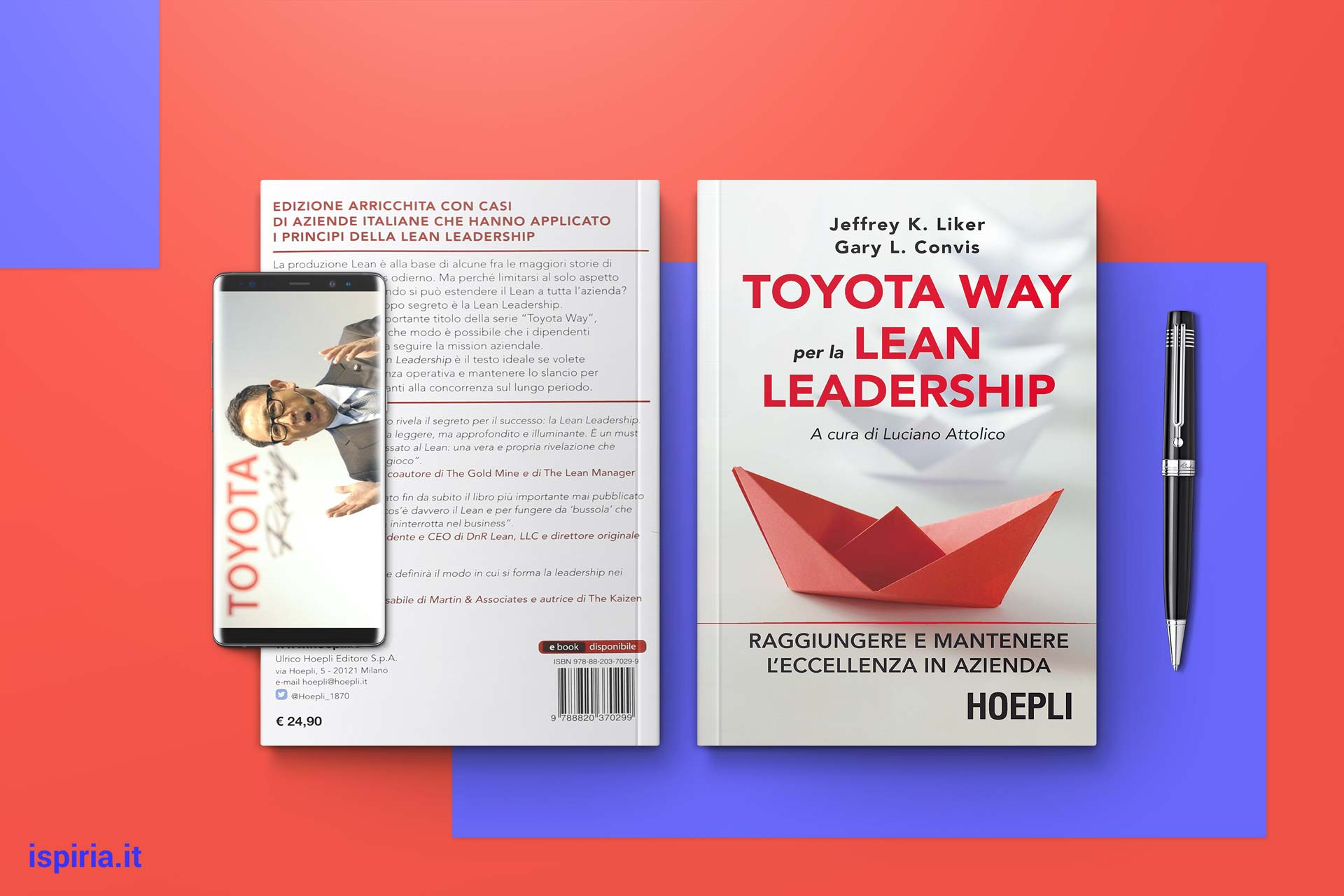 libri leadership lean management