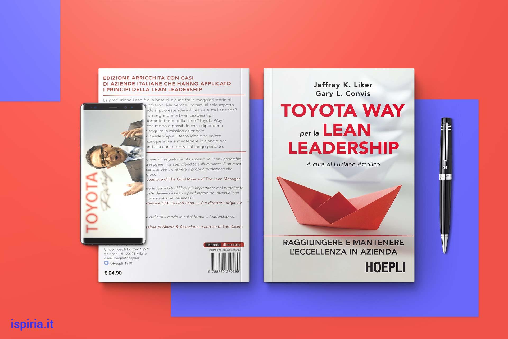 libri leadership lean management