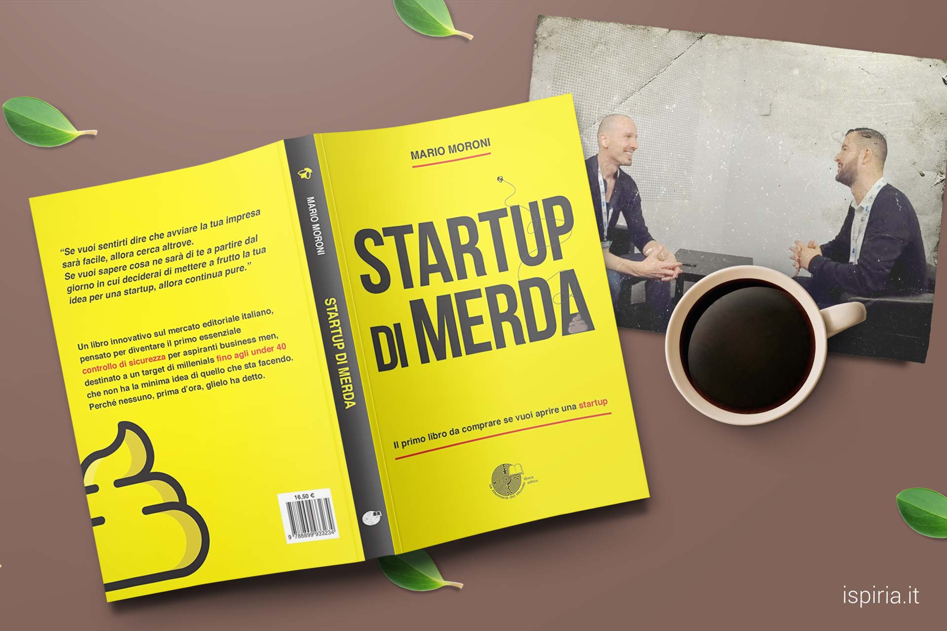 migliori libri per STARTUP DI MERDA Mario Moroni