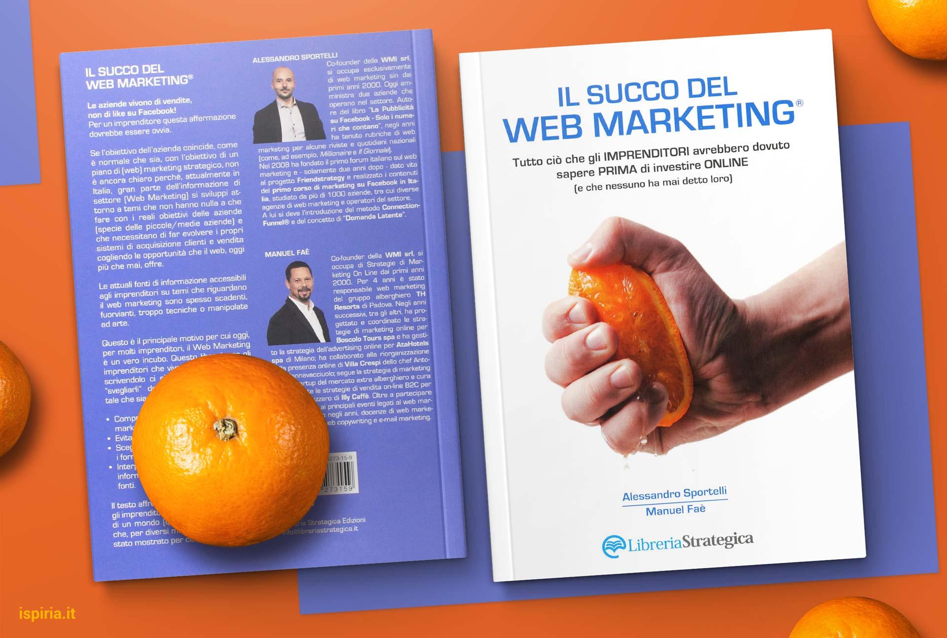 migliori libri di web marketing alessandro sportelli succo