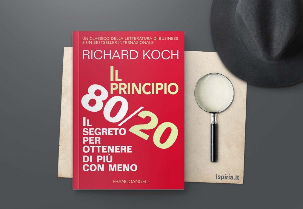 libro crescita personale principio 80 20 pareto koch gestione tempo