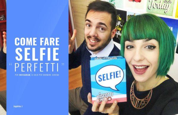come fare selfie