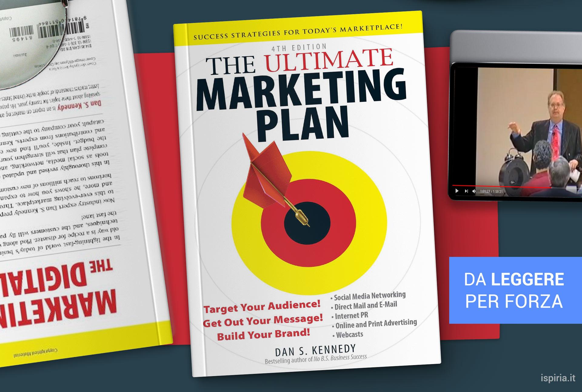 migliori libri di marketing dan kennedy