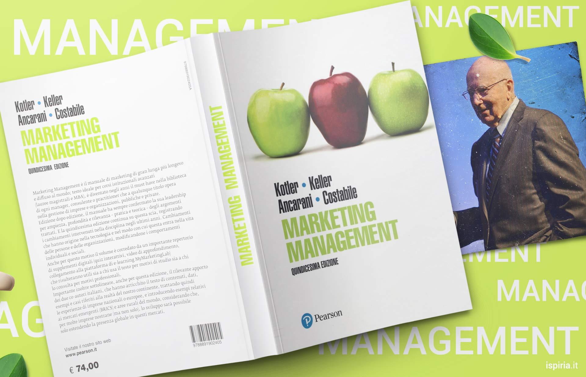 migliore libro management kotler