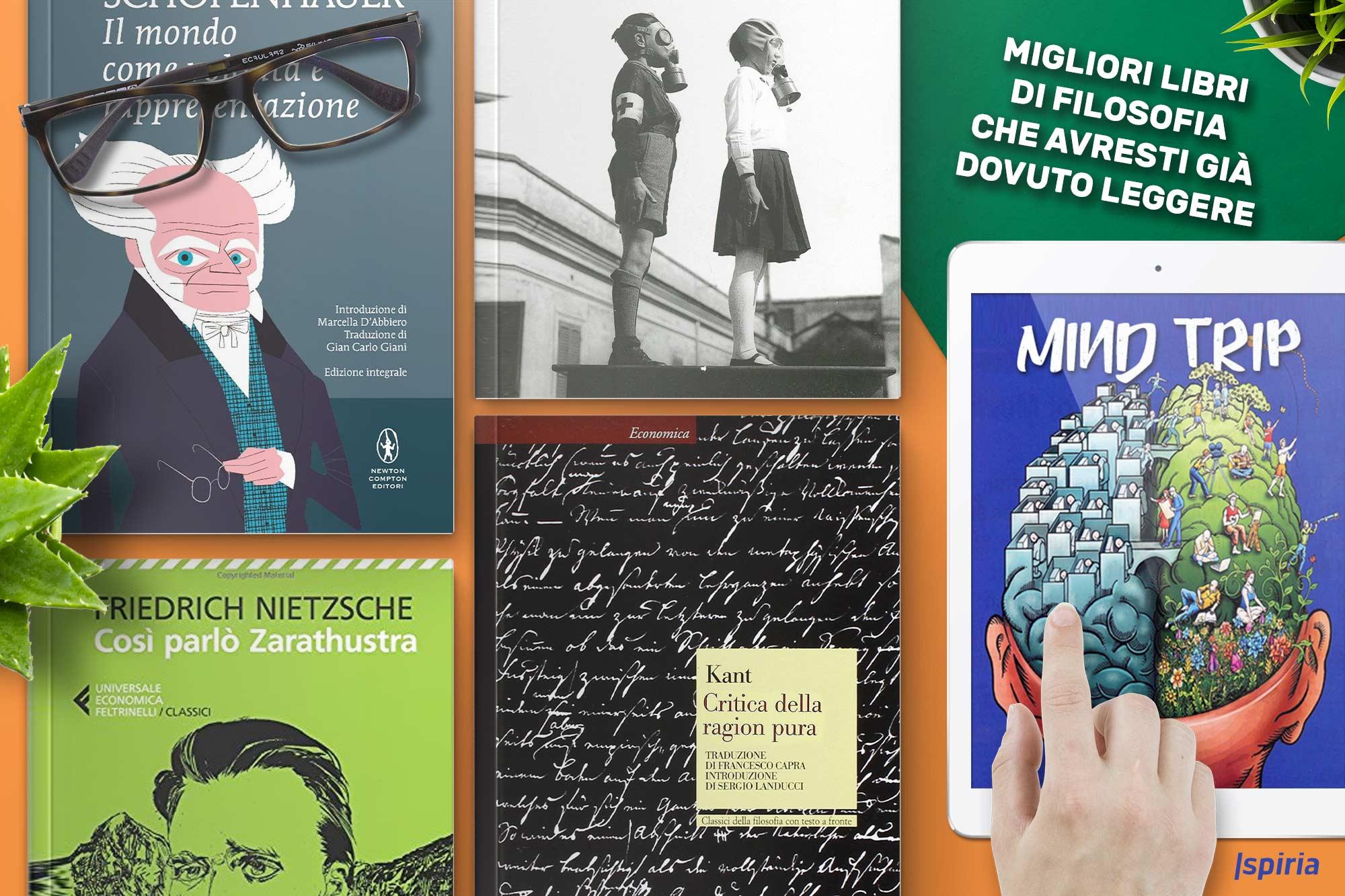 Migliori Libri Di Filosofia | I Migliori Libri Da Leggere Per Avvicinarsi Alla Filosofia