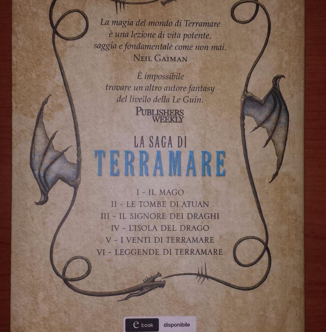 Migliori Fantasy Libri Saga Di Terramare