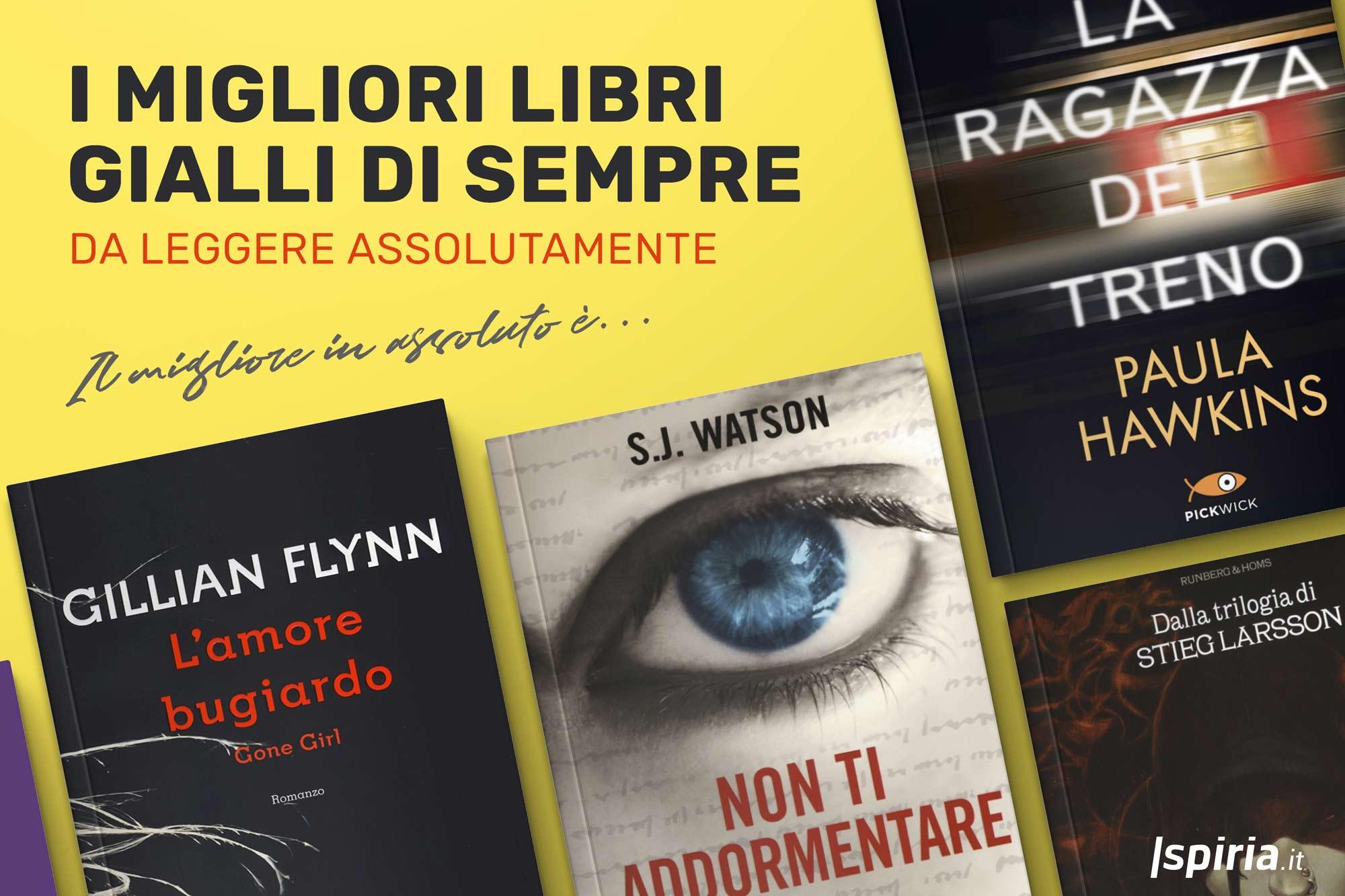 Migliori Libri Gialli | Romanzi Gialli Da Leggere Assolutamente, Il Caso è Chiuso