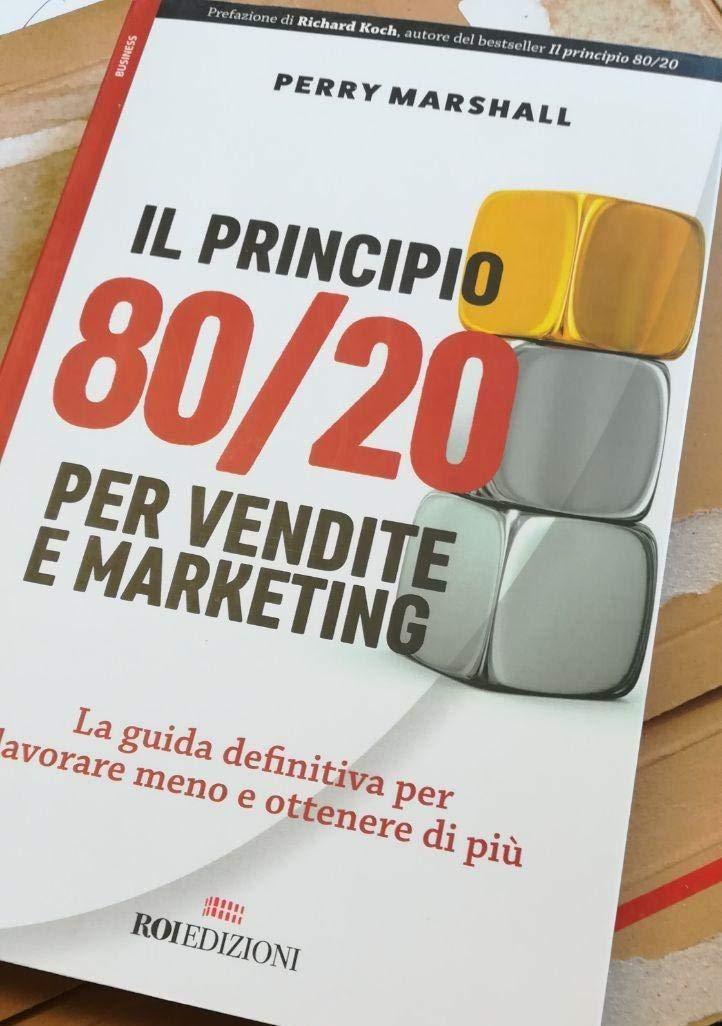80 20 Per Vendite E Marketing