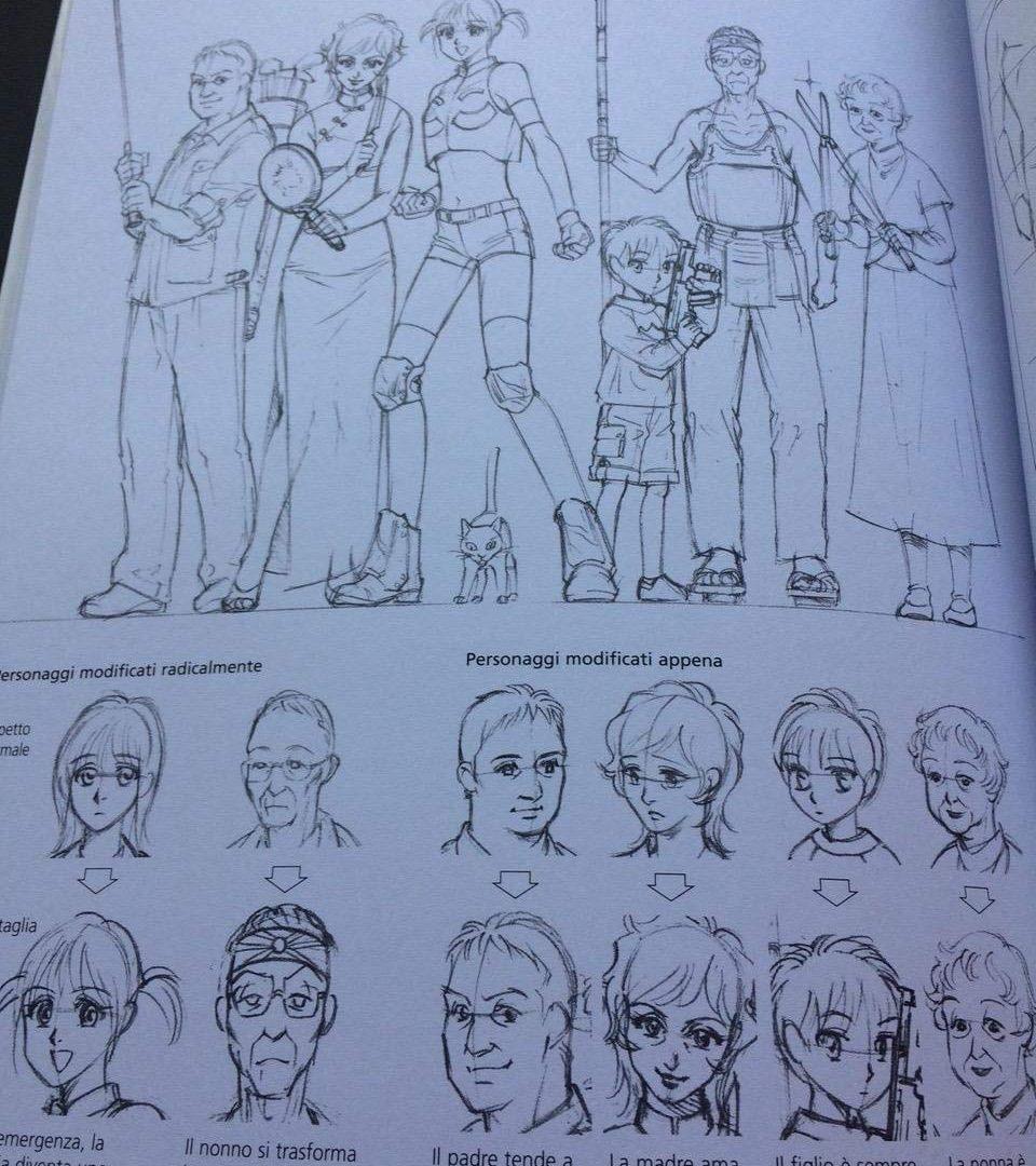 Libri Per Imparare A Disegnare Manga 4