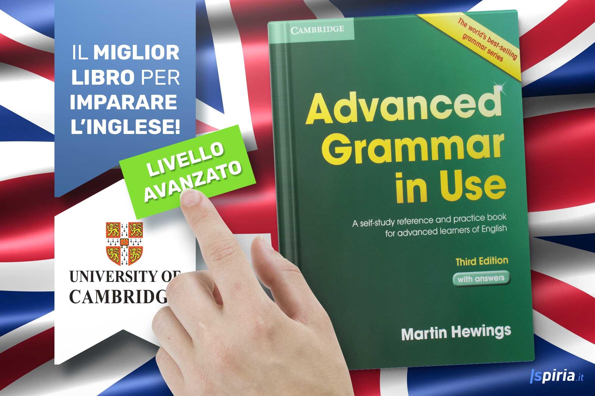 Miglior libro imparare inglese avanzato
