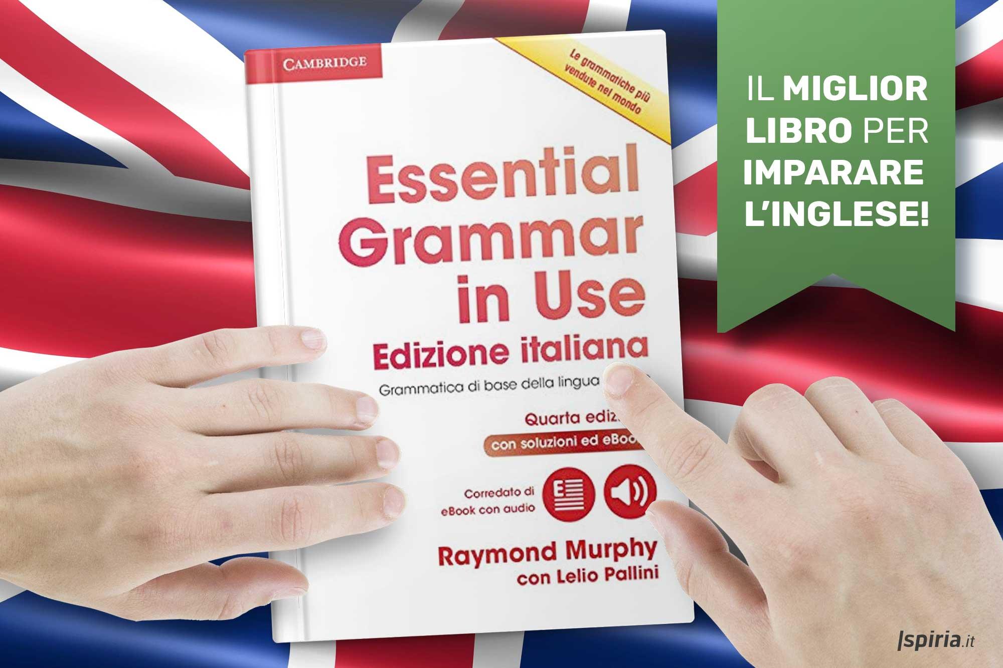 migliore libro per imparare l'inglese