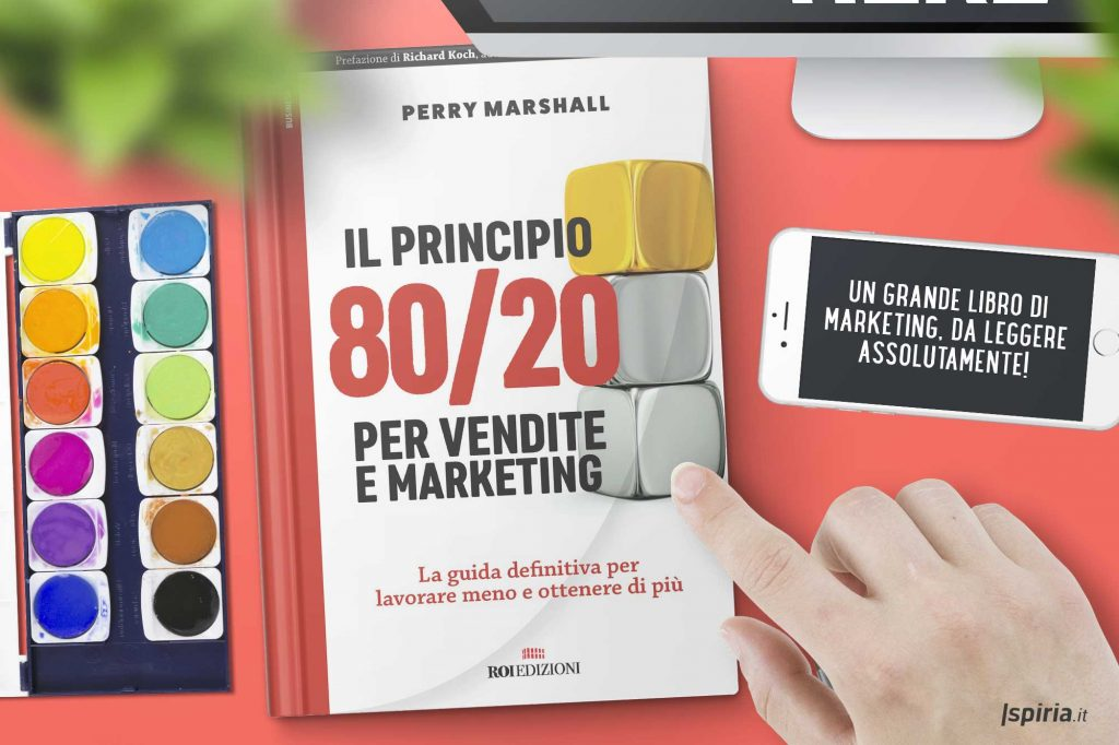 MIGLIORI LIBRI DI MARKETING PRINCIPIO 80/20