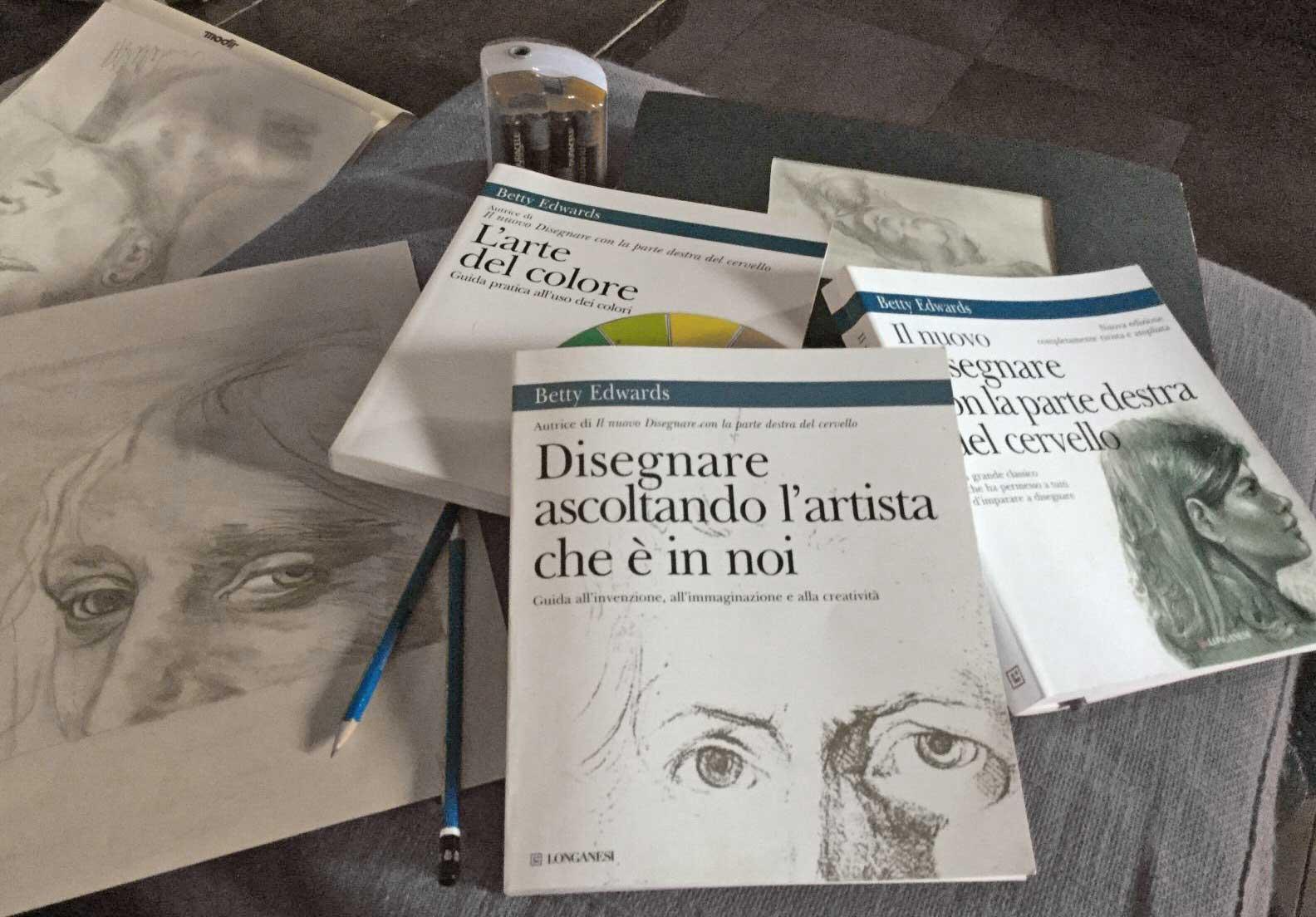 migliori libri per imparare a disegnare bene