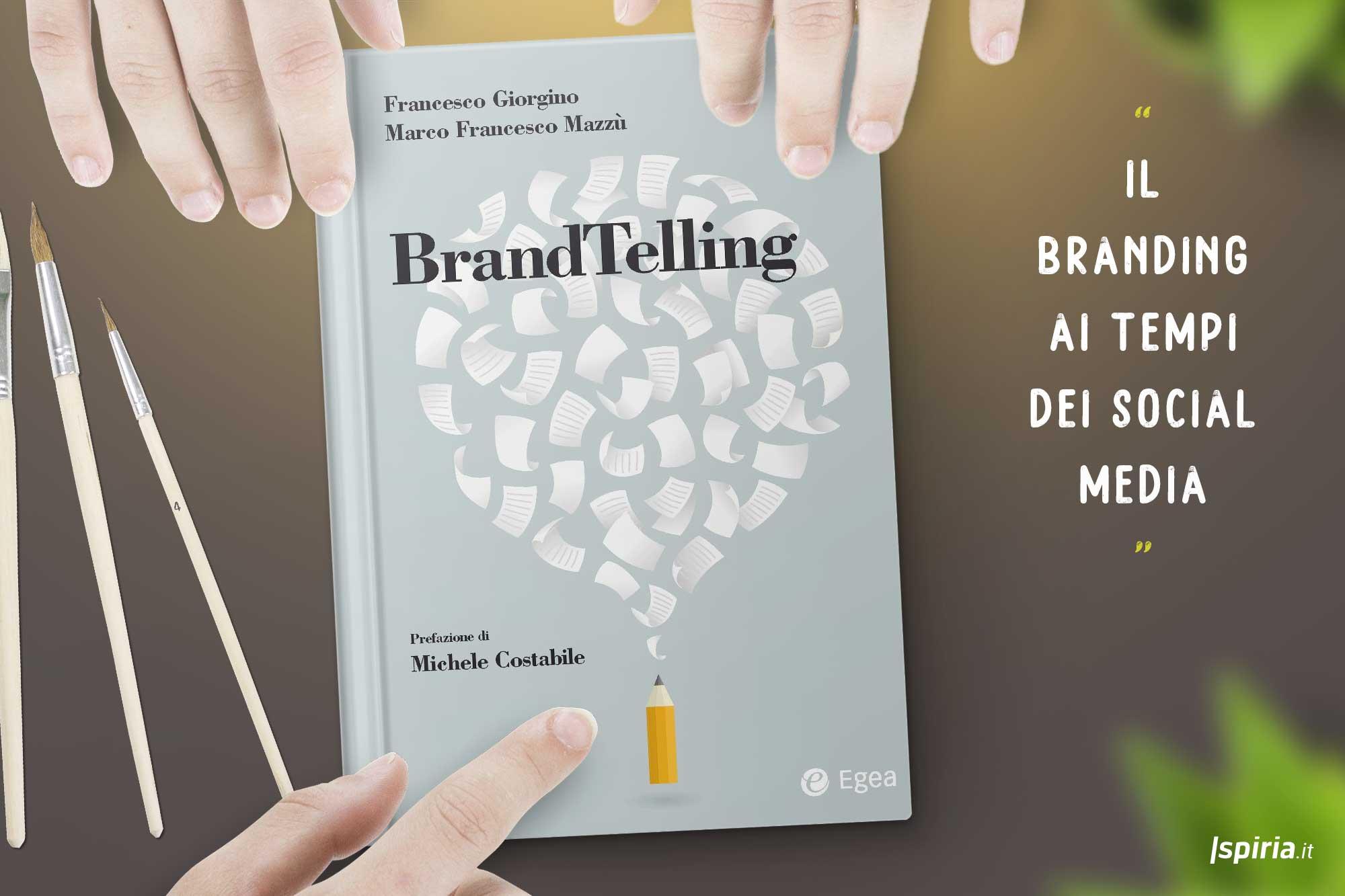 Libro sul brand e branding social media