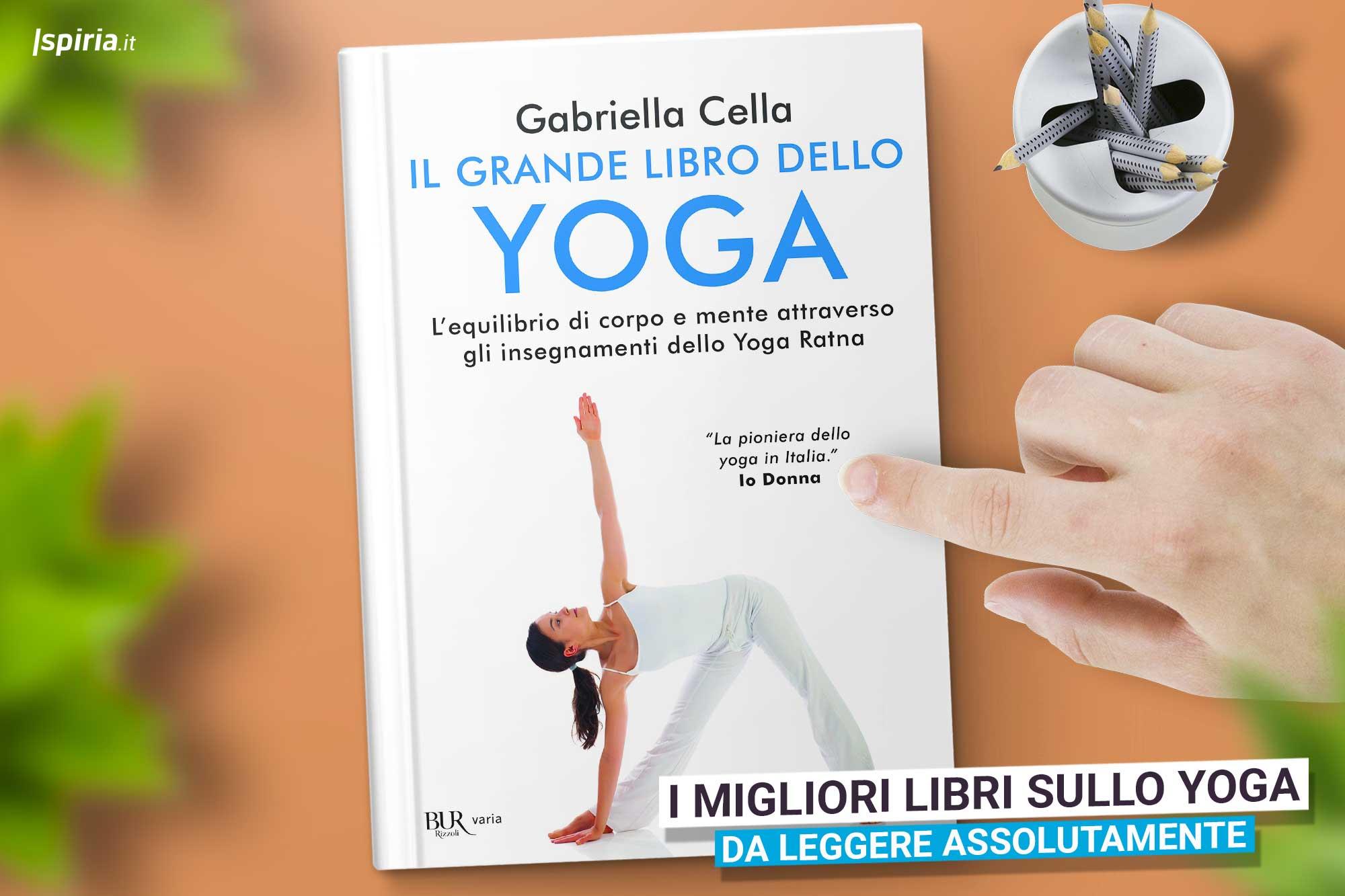 Migliori Libri Sullo Yoga + Libro Yoga Pdf Gratis